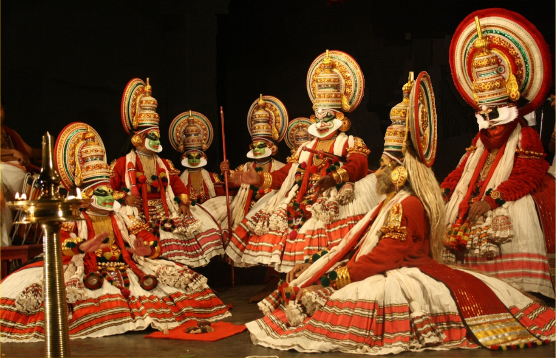 Kathakali – An age old tradition