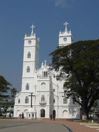 Church at Vallarpaadam